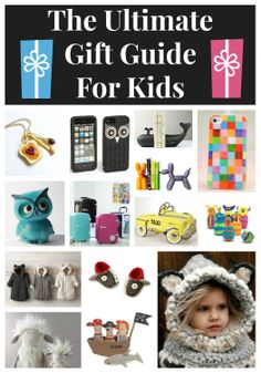 100+ Awesome Gifts For Kids | The Mindful Shopper