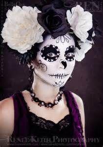 Sugar Skull ~ Makeup & Photography