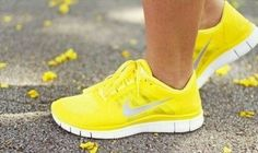 Yellow shoes shoes - style