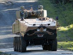 """STE/TT AV-82 """"Terrex 3"""" AFV.  Australian Army LAND 400 Program."""