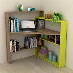 24 Ideas Kids Furniture Design Bookshelves Small Spaces for small spaces kids Corner Furniture, Living Furniture, Kids Furniture, Furniture Design, Diy Home Decor, Room Decor, Deco Design, Home Office Design, Home Bedroom