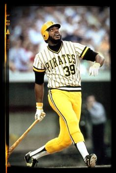 Dave Parker - Pittsburgh Pirates