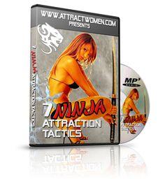 7 Ninja Attraction Secrets
