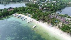 Boracay Island DRONE FOOTAGE Capturing the Beautiful Mangrove area and L...