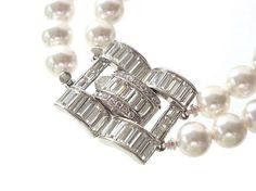 Pretty pearls.  #pearls