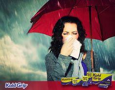 En épocas lluviosas, el frío, la humedad y la falta de medidas para proteger la salud al salir de casa, hace que los virus y las bacterias proliferen en mayor medida. Los síntomas que se pueden dar por estas enfermedades son: fiebre, malestar general en el cuerpo, tos, dolores de cabeza y garganta, catarro y dolor de oídos. Para prevenir y contrarrestar estos síntomas de gripe te recomendamos tomar @Koldgrip, el anti gripal para toda la familia. #Leven #Medicamentos