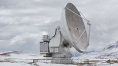 Alma telescope peers into space from Chile's mountains - BBC News