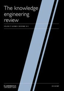 The Knowledge Engineering Review - http://journals.cambridge.org/ker