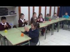 ACOMPAÑAMIENTO VASOS 2º PRIMARIA - YouTube