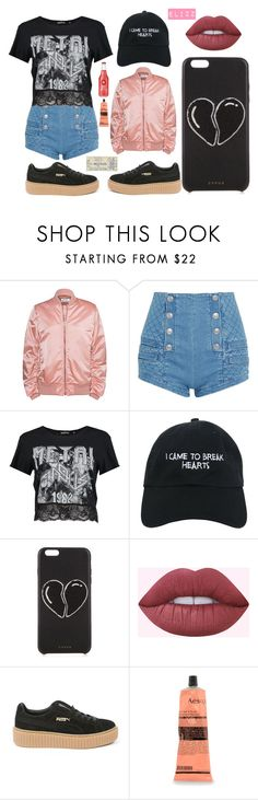 """""""If Its Dreams That You Want..."""" by elizz-denne on Polyvore featuring Acne Studios, Pierre Balmain, Boohoo, Nasaseasons, Chaos, Puma and Aesop"""