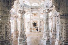 ranakpur inde du nord temple