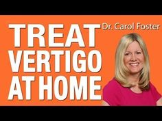 Simple Fix for Vertigo (Video With Instructions) - Cures For Healthy Life