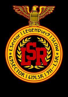 "DESIGN FOR ""LEGENDSECTOR SF2"" T-SHIRT"