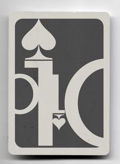 10 de picas (elemental). baraja tipográfica