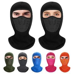 Mens Winter Fleece Breathable With Mesh Mouth Full Face Mask Hat Cycling Masks Hoods Hats Cheap - NewChic Mobile Mobiles, Cycling Mask, Loafers Online, Full Face Mask, Strappy Shoes, Leopard Pattern, Fashion Sale, Vintage Lace, St Kitts And Nevis