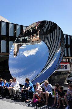 Anish Kapoor's fabulous Sky Mirror