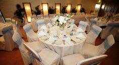 Quality Hotel Ballina  - Palms room Quality Hotel, Palms, Table Settings, Weddings, Table Decorations, Room, Furniture, Home Decor, Bedroom