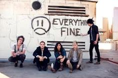'cause everything's fine, yeah everything's fine. (: