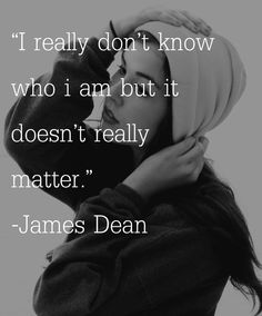 james dean quotes and photography