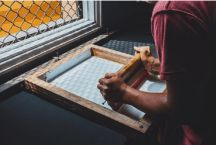 Why spend on a customized print when you can make one at home? Try these DIY Screen printing techniques and print to your heart's content. Screen printing has become increasingly trend…
