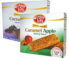 Possible FREE Enjoy Life Baked Chewy Bars on http://hunt4freebies.com