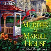 MURDER AT MARBLE HOUSE available on Audible! With the dawn of the 20th century on the horizon, the fortunes of the venerable Vanderbilt family still shine brightly in the glittering high society of Newport, Rhode Island. But when a potential scandal strikes, the Vanderbilts turn to cousin and society page reporter Emma Cross to solve a murder and a disappearance.