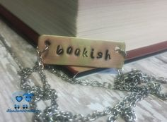 The+perfect+gift+for+the+teacher,+librarian,+author,+or+just+all-around+book-lover+in+your+life+:)    *because+this+is+handcrafted+there+will+be+a+slight+variation+from+piece+to+piece,+so+your+necklace+may+differ+just+a+bit+from+the+one+pictured.