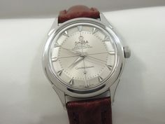 1956 OMEGA CONSTELLATION CHRONOMETER WITH PIE PAN DIAL