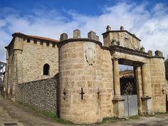 Palacio de los Marqueses de Legarda Espinosa de los Monteros