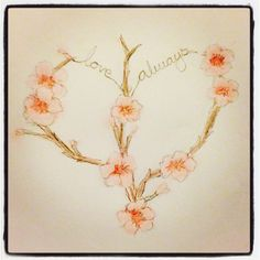 Hand drawn tattoo design.. My soulmate the inspiration
