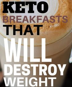 These 11 Easy Low Carb, Keto Breakfasts are the perfect way to start your morning on the right foot! These healthy, gluten free, and easy low carb meals that include pancakes, keto coffee, chaffles, flaxseed muffins, and lots of other fun ideas. You will love these keto breakfasts for your ketogenic diet. These are the best keto friendly breakfasts that will help you lose weight and stay in ketosis. | Olivia Wyles | Keto Lifestyle Guide | Low Carb Recipes Low Carb Keto, Low Carb Recipes, Keto Coffee Recipe, Keto Smoothie Recipes, Ketosis Diet, Keto Cookies, Low Carb Breakfast, Aesthetic Food, Keto Snacks