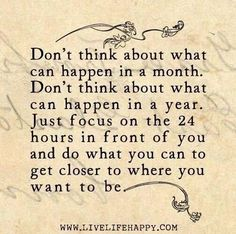 for all those people stressing out there. sometimes it helps to put things into perspective and say what's the worst that could possibly happen? and then think to your self is it really worth it?