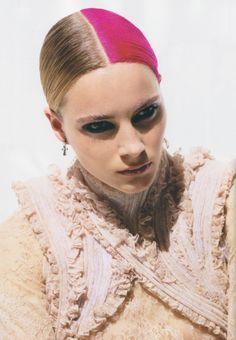 Vogue España August 2010