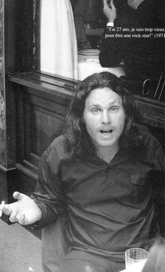 Últimos días en París - Jim Morrison