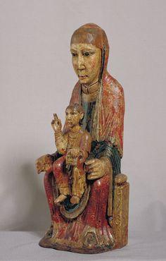 MARE DE DÉU DE GER  Segona meitat del segle XII.