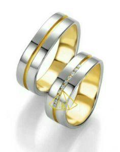 www.katraouras.gr Bangles, Bracelets, Ring Designs, Gold Rings, Wedding Rings, Rose Gold, Engagement Rings, Jewelry, Diamond