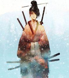Fubuki no Onna-Bugeisha by cobaltplasma • • • • • • • • •  #shinobi #assasin #warrior #samurai #manga #ниндзя #katana #art #digitalart #бусидо #japan #bushido #катана #воин #fantasy #blade #Ninja #самурай #Япония #samurai #japan #japanese #japan🇯🇵 #japanesestyle #anime  #animeart #fantsay#asian #ronin #ронин