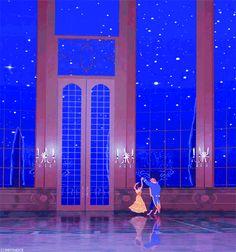 I wanna dance in that ballroom!
