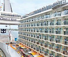 Best Cruises for Families: Royal Caribbean's Oasis of the Seas and Allure of the Seas