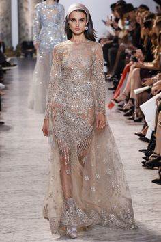 Elie Saab Haute Couture Spring/Summer 2017 - Look 44