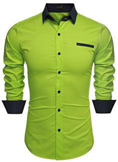 Coofandy Mens Fashion Slim Fit Long Sleeve Patchwork Casu... http://www.amazon.com/dp/B01E5D8FGS/ref=cm_sw_r_pi_dp_..gixb16RQ8JW