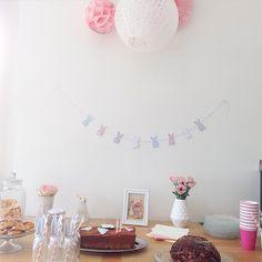 無料の写真: 誕生日, 子, ピンク, 花, ウサギ, 装飾, ケーキ - Pixabayの無料画像 - 972452
