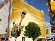 Paint-Brush-Billboard-Advert--58455.jpg 800×600 pixels