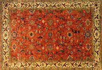 Tapetes Persas e Orientais: Composição & Origem