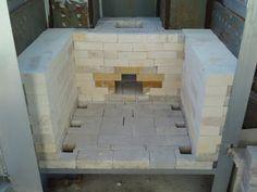 CMU 442 Kiln Construction Jake Allee: Down Draft Gas Kilns