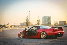 #Honda #NSX #Tuning