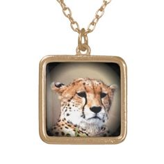 Your Custom #Gold #Finish Square Necklace #Hakuna #Matata #Amazing #beautiful #stuff #products #sold on #Zazzle #Achempong #online #store for #the #ultimate #shopping #experience