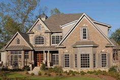 House Plan 54-162  4162 sq ft 4 beds   5.50 baths