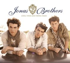 Jonas Brothers New CD Cover