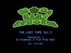 THE LAST TAPE Vol.1 / In DA GAME Records 2013 FEAT. K.A.B. KASTLE!!!